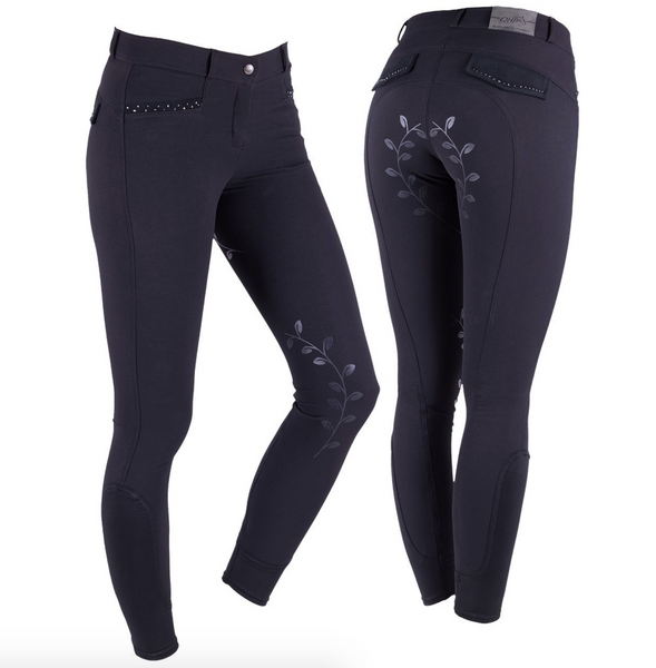 QHP full seat horseback riding pants for the stylish equestrian.