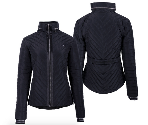 QHP Odeth Winter Jacket - Equestrian Fashion Outfitters