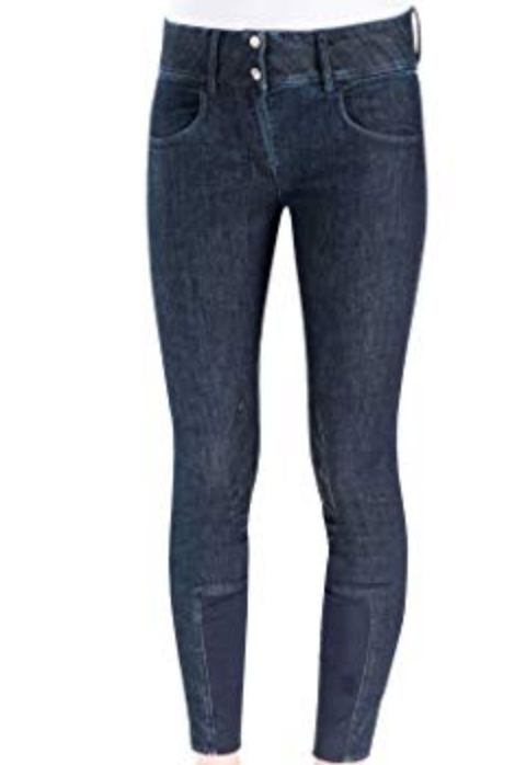 Horze Clara Knee Patch Breech - Equestrian Fashion Outfitters