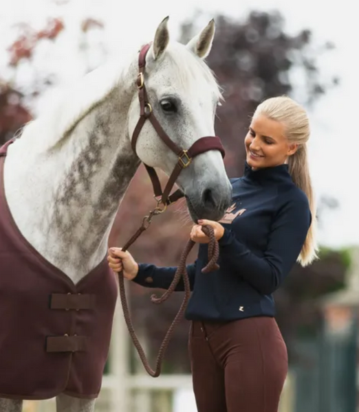 Horze Emilia Long Sleeve Top - Equestrian Fashion Outfitters
