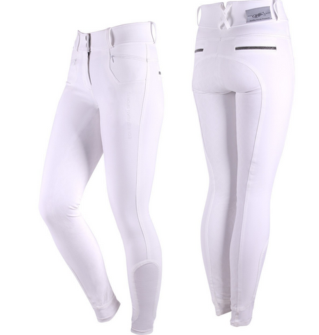 QHP Aivee Full Seat Breeches - Equestrian Fashion Outfitters