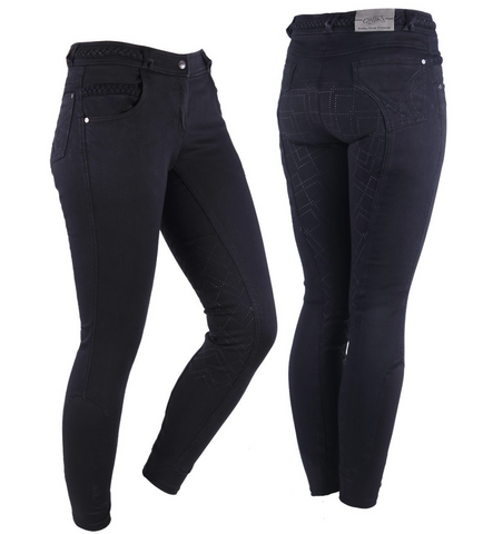 QHP Veerle Full Seat Breeches - Equestrian Fashion Outfitters