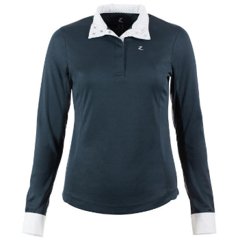 Horze Blaire Longsleeve Show Shirt - Equestrian Fashion Outfitters