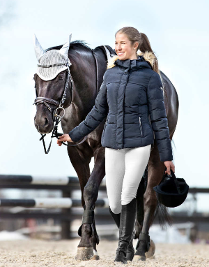 Horze Camilla Padded Short Jacket - Equestrian Fashion Outfitters