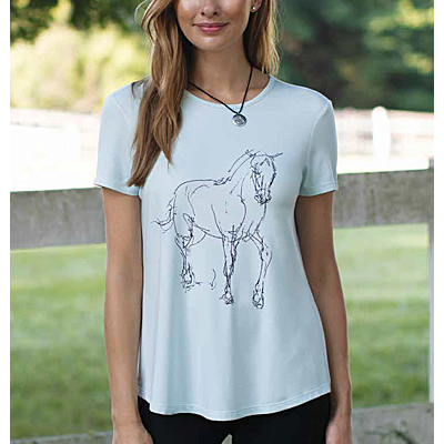 Chestnut Bay Limited Edition Tee - Equestrian Fashion Outfitters
