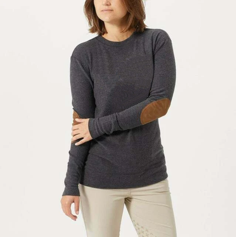 Chestnut Bay Rider Lounge Sweater - Equestrian Fashion Outfitters
