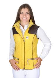 Iris Bayer Ginger Quilted Vest - Equestrian Fashion Outfitters
