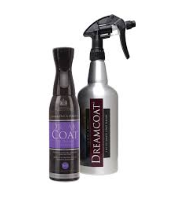 This horse coat conditioner is great for all equestrians. This grooming supply for horseback riders will keep your horses coat healthy and happy.