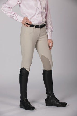 Tuscany Knee Patch Breech - Equestrian Fashion Outfitters