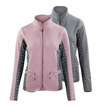 Horze Janessa Fleece Jacket - Equestrian Fashion Outfitters