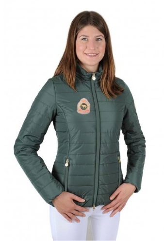 Iris Bayer Candice Quilted Jacket - Equestrian Fashion Outfitters