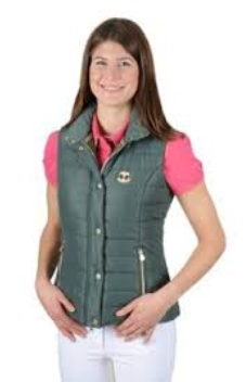 Iris Bayer Ladies Cindy Quilted Vest - Equestrian Fashion Outfitters
