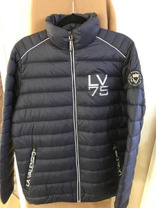 LV Men's Justin Padded Bomber Jacket - Equestrian Fashion Outfitters