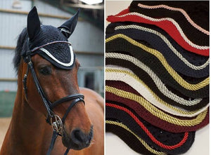 John Whitaker Fly Veil - Equestrian Fashion Outfitters