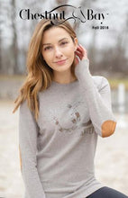 Load image into Gallery viewer, Chestnut Bay Rider Lounge Sweater