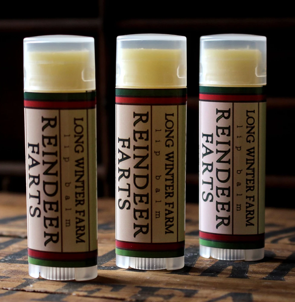 Long Winter Farm Lip Balm - Equestrian Fashion Outfitters