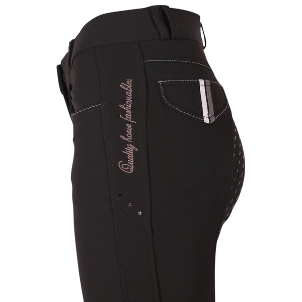 QHP Coco Full Seat Breech - Equestrian Fashion Outfitters