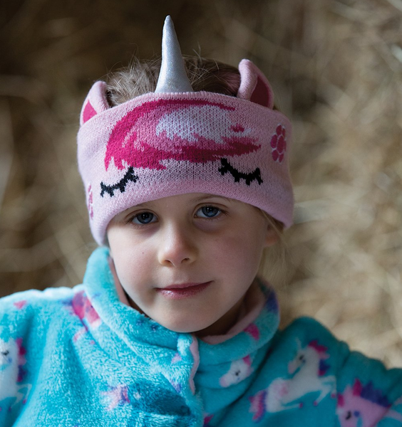 Equetech Kids Unicorn Headband - Equestrian Fashion Outfitters