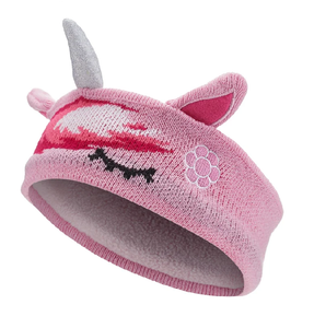 Equetech children's unicorn headband for fashionable young horseback riders.