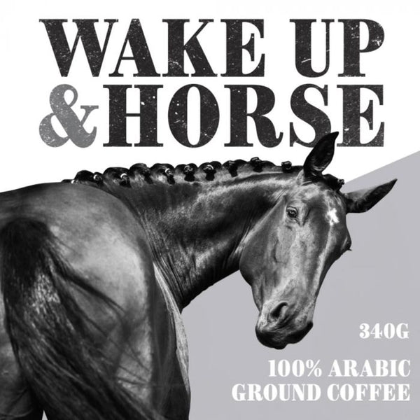 Wake Up & Horse! Ashanti Coffee - Equestrian Fashion Outfitters