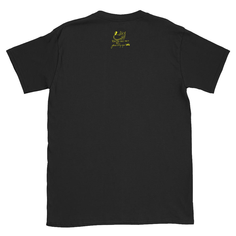 GIN & JUICE 25TH ANNIVERSARY TEE (BLACK)