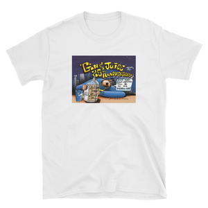 GIN & JUICE 25TH ANNIVERSARY TEE (WHITE)
