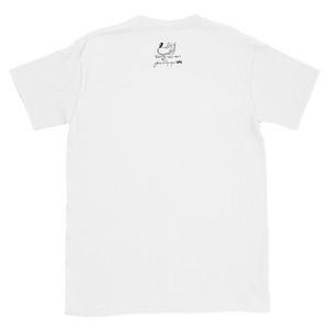 BOW WOW WOW TEE (WHITE)