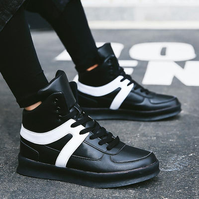 Groover High Top Sneakers