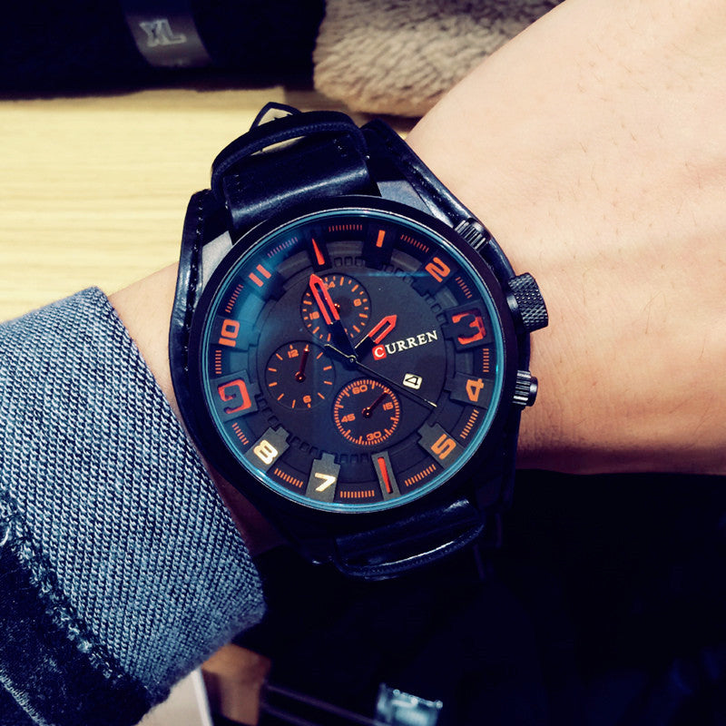 Genuine Korea military Watch