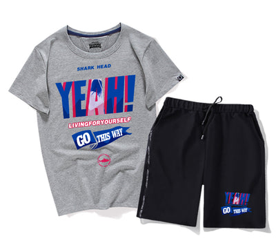 Yeah 2 Pieces T-Shirt + Pant