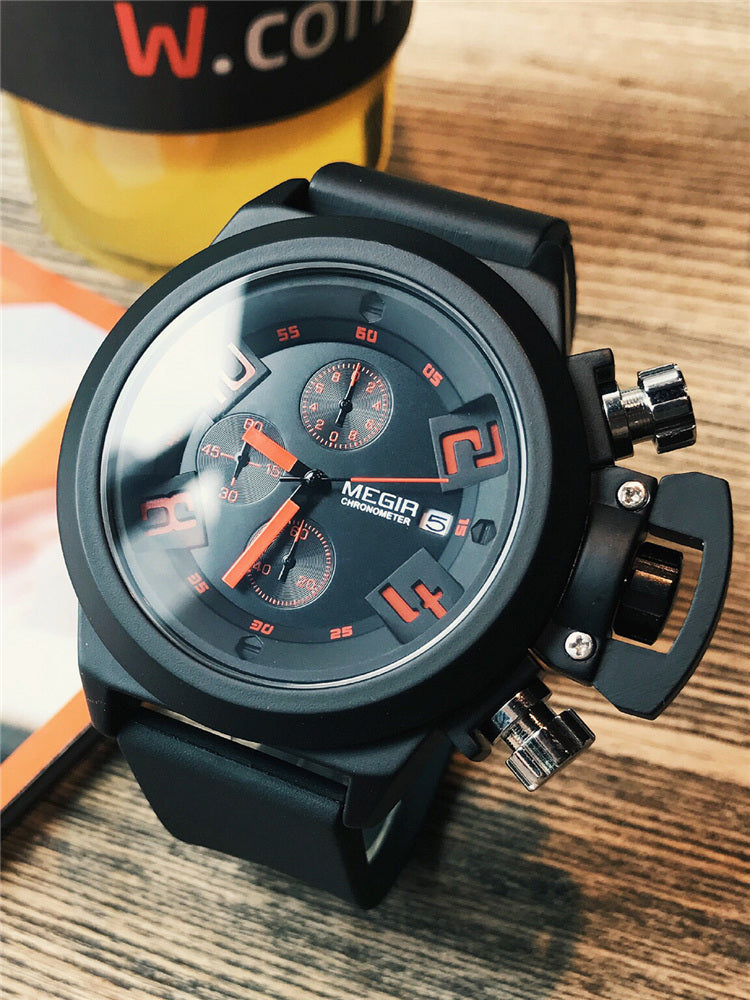 Felice Pure Rubber Watch
