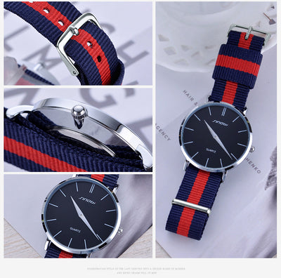 Canvas Korean Watch