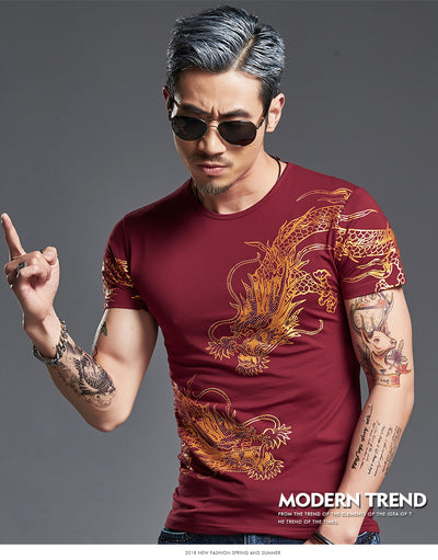 Dragon Deluxe T-Shirt