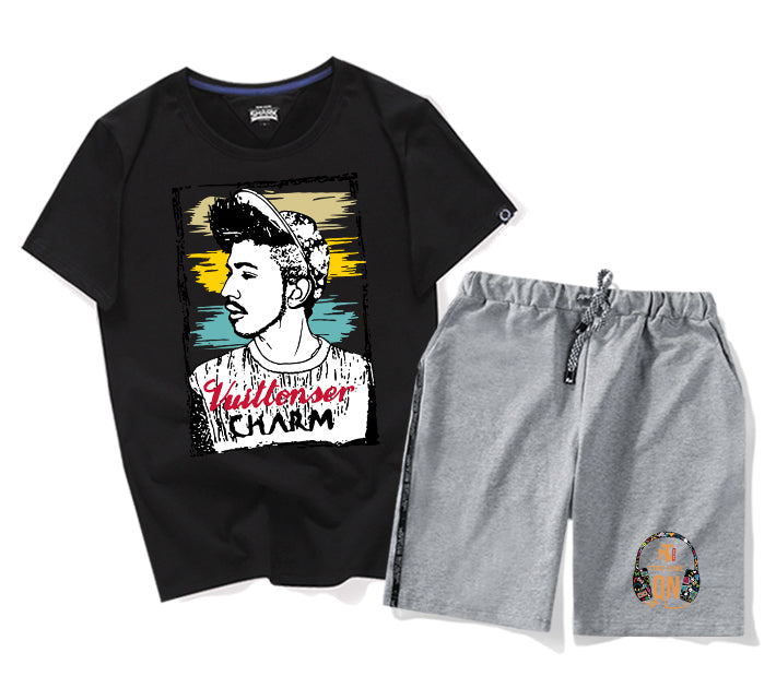 Charm 2 Pieces T-Shirt + Pant