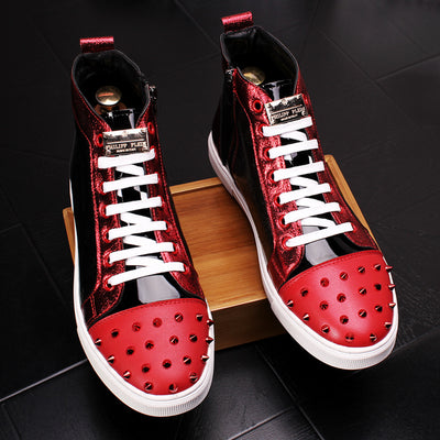 Philipp Plein High Top Sneakers
