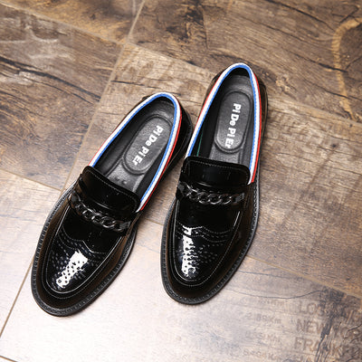 Rugan pide pier Loafers