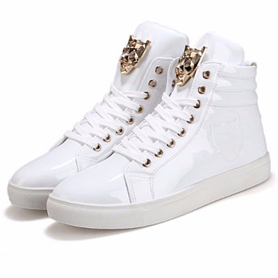 Diamond Exclusive High Top Sneakers