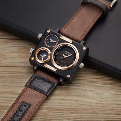 Oulm MULTI-function Watch