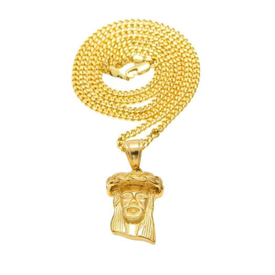 Holy 18K Gold Plated Necklace