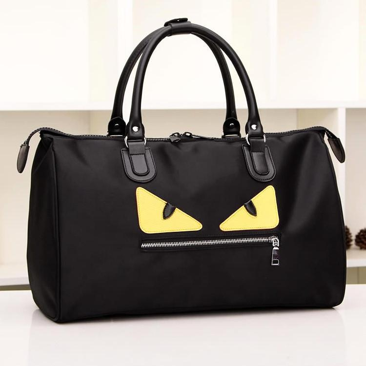 THE MAD EYES DUFFLE BAG