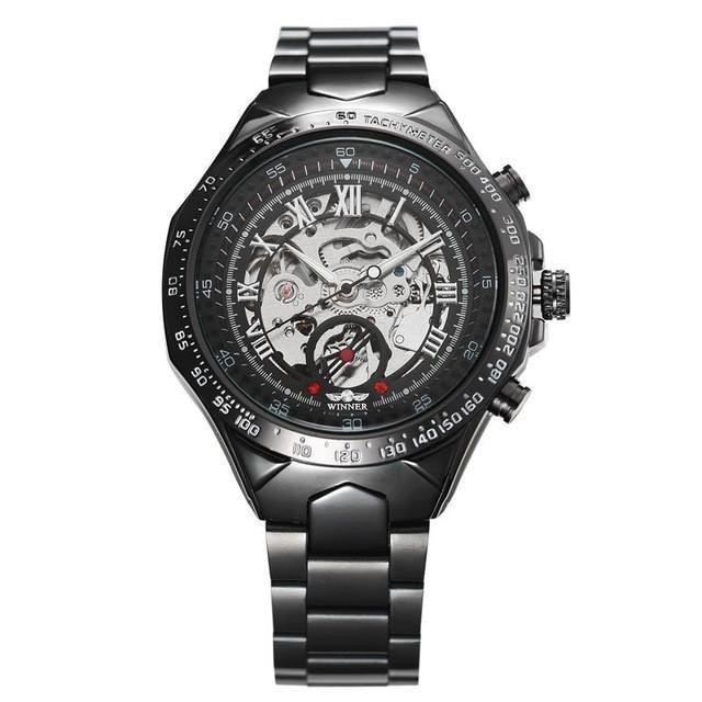 Miuro Skeleton Watch