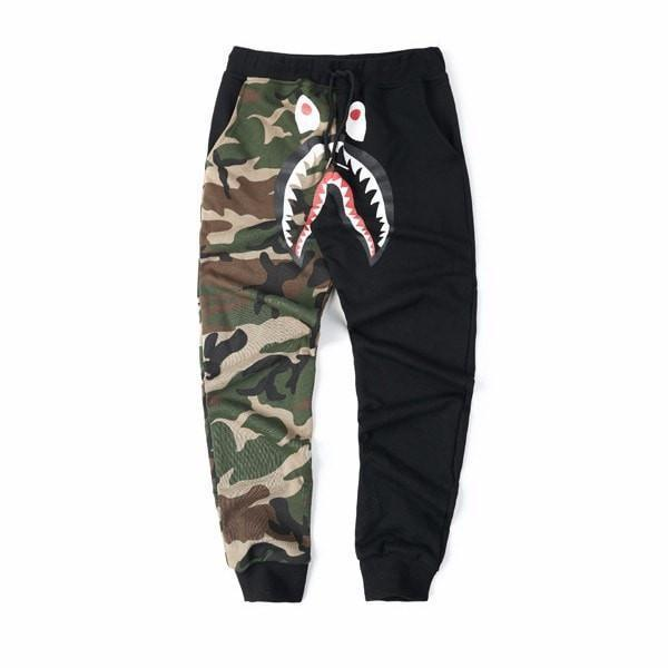 Half Army Joggers
