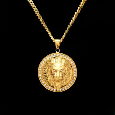 Leoro 18K Gold Plated Necklace