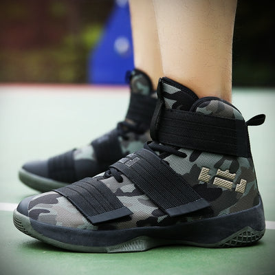 Soldier 99  High Top Sneakers