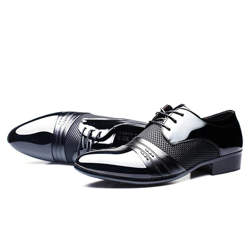 Classique Luxury Leather Business Shoes