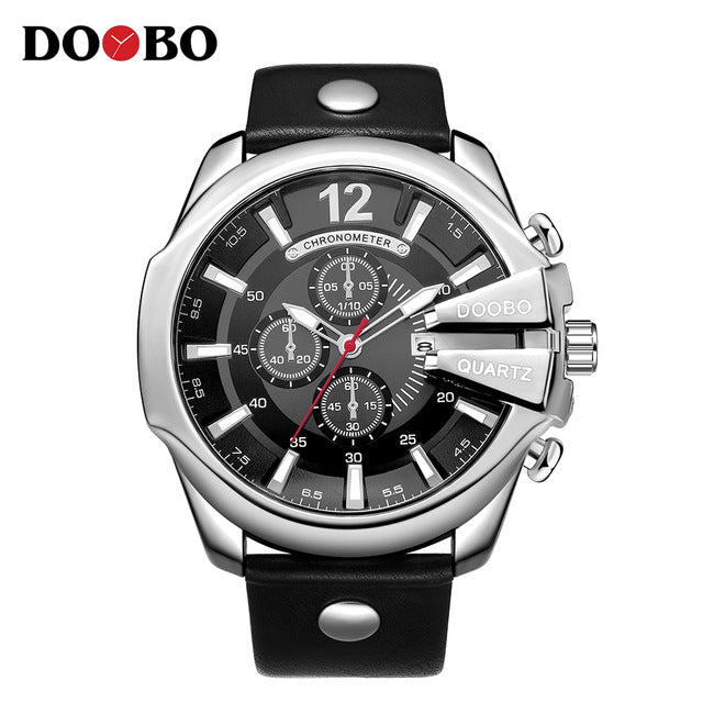 Masculino DOOBO Golden Watches