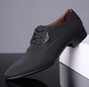 Stylish Suede Formal Shoes