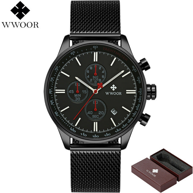 WWOOR  Luxury  Watch