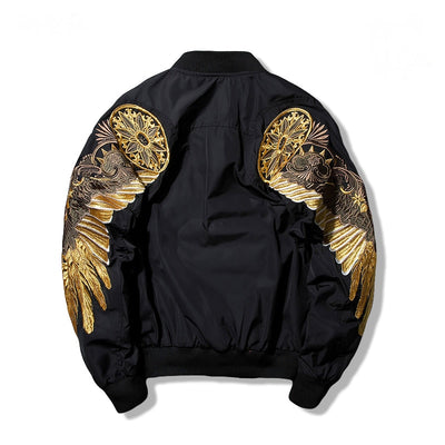 THE BLACK ANGEL BOMBER