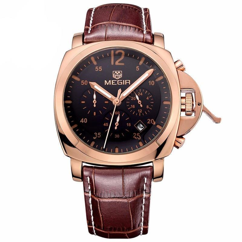 Felix Leather Watch